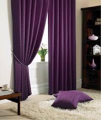 Purple Drapes Or Curtains Jacquard Check Purple Lined Pencil Pleat Curtains Drapes 9 Sizes