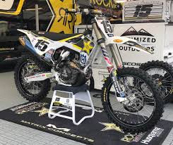 rockstar energy motocross gear dean wilson privateer back to factory motocross mtb news