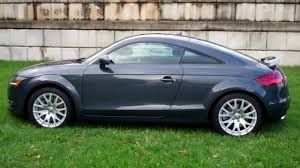 2009 audi tt 3 2 quattro 6 speed manual manheim imports youtube