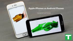 iphones vs android why choose an apple iphone an android phone