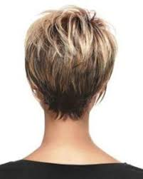 stacked shortbhair for over 50 90 classy and simple short hairstyles for women over 50 purple