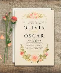 elegant wedding invitations templates 21 elegant wedding