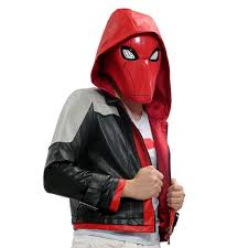 red hood costume batman under the red hood cosplay cotton t shirt