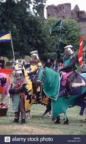 medieval knights jousting stock photos u0026 medieval knights jousting