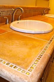 bathroom countertop ideas tile best bathroom decoration