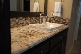 Bathroom Countertops Ideas 30 Interesting Bathroom Countertop Granite Tile Picture And Ideas