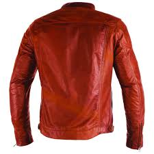perforated leather motorcycle jacket heston leather jacket