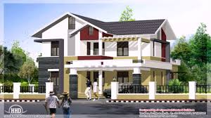 simple 4 bedroom house design youtube
