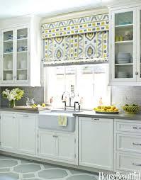 Window Treatment Ideas Kitchen Breathtaking Kitchen Window Ideas Magnificent Curtains For