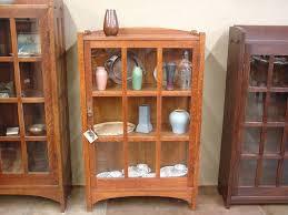 Stickley Bookcase Voorhees Craftsman Mission Oak Furniture Vintage L U0026 J G