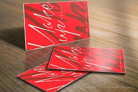 Plastic Business Card Printer Full Color Plastic Business Card Printing 4over4 Com