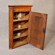 Antique Corner Cabinets Antique Corner Cupboard Wall Hanging Cabinet Antiques Atlas