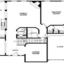 ranch homes floor plans ranch log home floor plans with loft craftsman style log