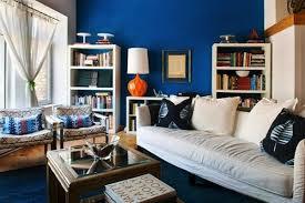 cobalt blue home decor living room perfect cobalt blue living room 16 delightful cobalt