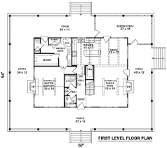 floor plans with porches complete wrap around porch 58296sv architectural designs