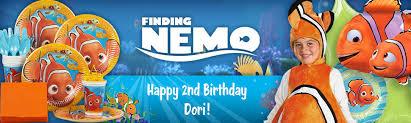 finding nemo party ideas ocean party ideas birthday box