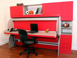 murphy bed with desk ideas u2014 loft bed design
