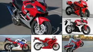 honda cbr collection honda all models and modifications for all production years with
