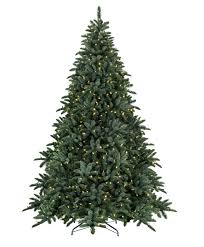 deluxe noble fir set tree tree classics