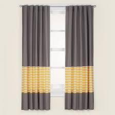 Gray Kitchen Curtains by Kitchen Extraordinary Yellow And Gray Kitchen Curtains Yellow