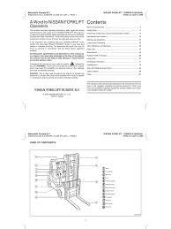 forklift owner u0027s manual elevator truck