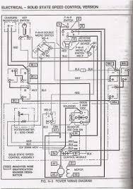 wiring diagrams ez go electric golf carts yamaha golf carts ez