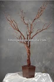 manzanita tree centerpieces ft103 high simulation can bend faux manzanita tree for