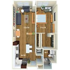 one canal apartment homes boston ma floor plans