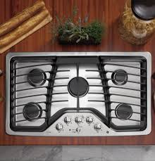 Ge Downdraft Gas Cooktop Kitchen Awesome Kitchen With Built In Griddle Cooktop And