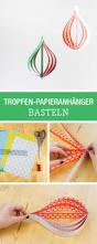 Weihnachtswanddeko Basteln Die Besten 25 Papier Weihnachtsschmuck Ideen Auf Pinterest