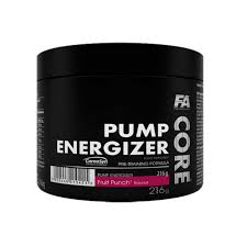 Fa Fitness Authority Core Pump Energizer 216g New Pre Workout