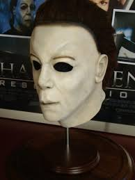 Michael Myers Mask Michael Myers Screen Worn Mask Up Auction To Benefit Scare