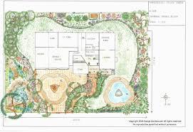 garden inspiring garden layouts design style cool green triangle