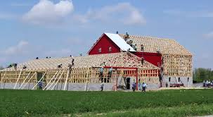 amish barns home improvement design and decoration