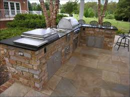 Outdoor Kitchen Countertops by Outdoor Kitchen Charcoal Grill Kitchen Decor Design Ideas