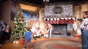 santa u0027s christmas cabin at knott u0027s merry farm 2015 youtube
