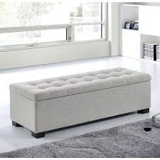 benches for bedrooms storage ideas stunning end of bed storage bench upholstered end of