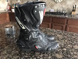 sportbike motorcycle boots cheap sidi boots 9 5 75 sportbikes net