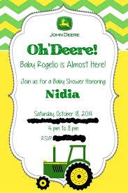 deere baby shower deere baby shower invitations 1499 together with deere