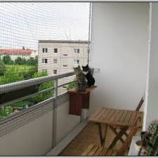 katzennetz balkon katzennetz am balkon befestigen ohne bohren balkon hause