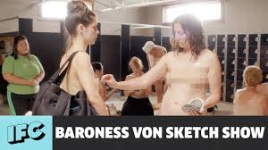 welcome to your 40 u0027s baroness von sketch show ifc youtube