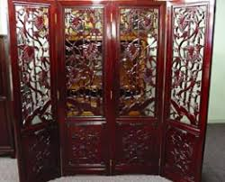 asian room dividers house decorations