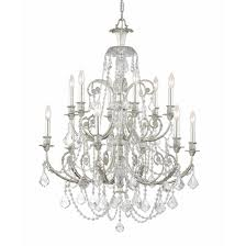 Orb Light Fixture by Decorating Dress Up Your Sweet Home With Crystorama Chandelier