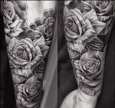 de tatuajes de rosas tatuajes de rosas significado y 70 ideas ideas de tatuajes