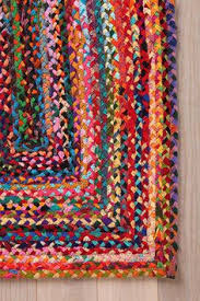 Rag Rug Directions Twined Rug With Instructions Great Way To Upcycle Jeans And