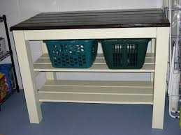 table over washer and dryer laundry room table laundry room folding table diy wiznet info