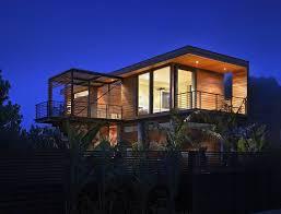 hi tech house flood proof house residential programs aia san francisco