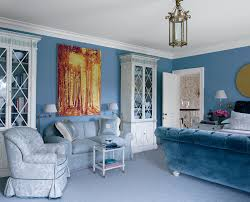 colorful interiors 21 beautiful collection of colorful blue bedroom interior