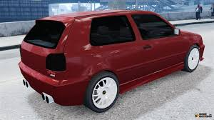 vw golf 3 gti for gta 4