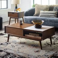 Affordable Coffee Tables 14 Affordable Midcentury Style Coffee Tables Hunker